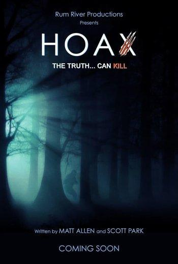Poster of Hoax