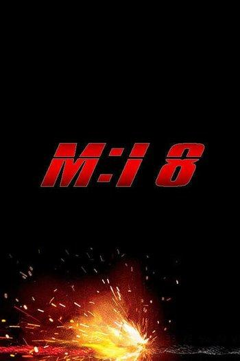Poster of Mission: Impossible 8