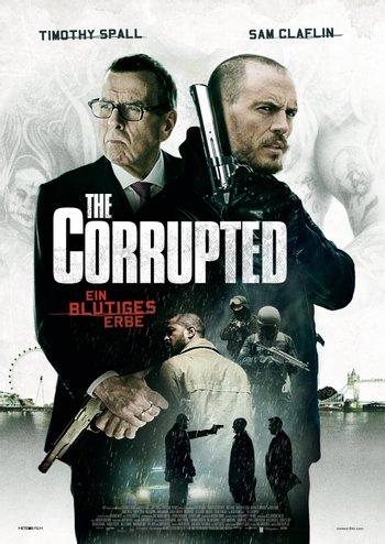 Poster of The Corrupted