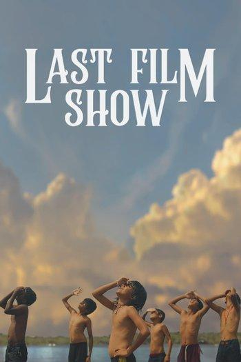 Poster of Last Film Show