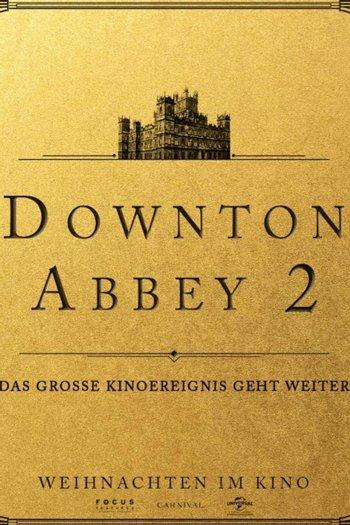 Poster of Downton Abbey 2