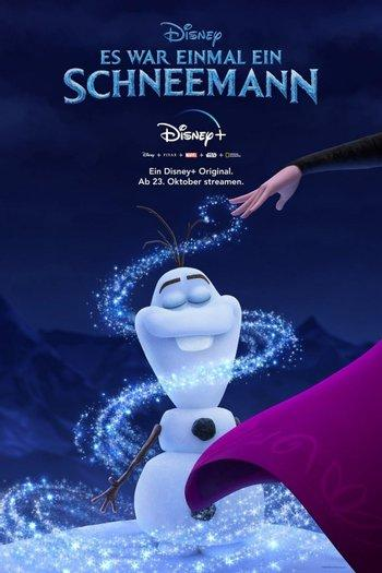 Poster of Once Upon a Snowman