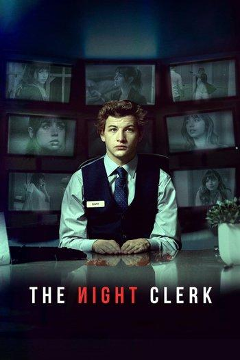 Poster of The Night Clerk