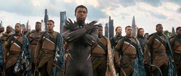 Image of Black Panther 2: Wakanda Forever, Mission Impossible 7, Transformers 6, Joker 2