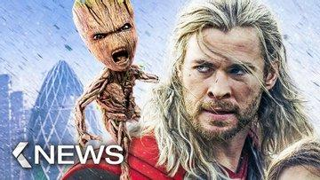 Image of Thor 4 with the Guardians?, The Last Of Us HBO Series, New Spider-Man Spin-Off