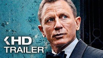 Image of JAMES BOND 007: No Time To Die Trailer (2021)