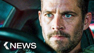 Image of Fast & Furious 9 with Paul Walker, The Batman Outfit, Uncharted Movie