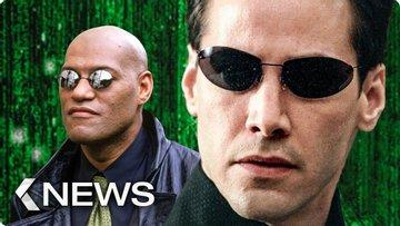 Image of Matrix 4, New Star Wars Movies, Game of Thrones Mistake