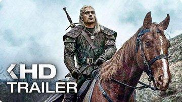 Image of THE WITCHER Trailer (2019) Netflix