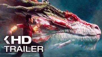 """Image of SHANG-CHI """"Fight With A Dragon"""" New Trailer (2021)"""