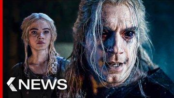 Image of The Witcher Season 2, Extraction 2, The Last of Us Series, Stranger Things 4