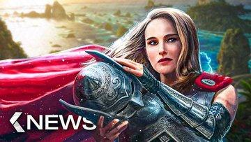 Image of Thor 4: Love and Thunder, Avatar 2 First Look, Golden Globes