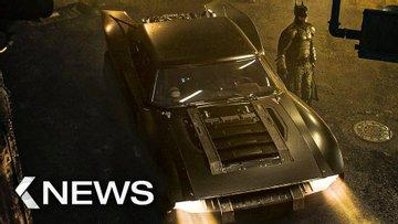 Image of The Batman: Batmobile First Look, She-Hulk, Back To The Future