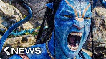 Image of How the Avengers give Avatar 2 Hope, Joker and The Batman Crossover?