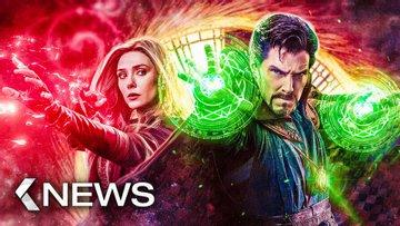 Image of Doctor Strange 2, Star Wars: Duel of the Fates, Morbius & Spider-Man