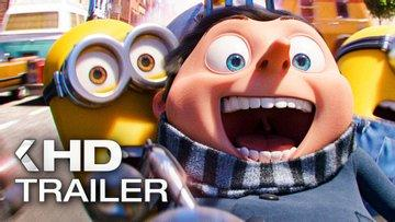 Image of MINIONS 2: The Rise of Gru Trailer (2022)