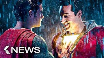 Image of Shazam 2, Aquaman 2, The Flash, The Lord of The Rings Series, Cats