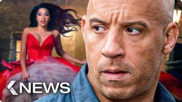 Image of Cardi B Joins Fast & Furious 9, The Lord Of The Rings Series, Star Wars 9 Runtime