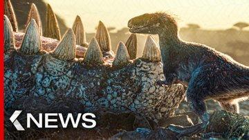 Image of Jurassic World: Dominion First Look, The Witcher Season 2, Aquaman 2