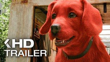 Image of CLIFFORD THE BIG RED DOG Trailer (2021)