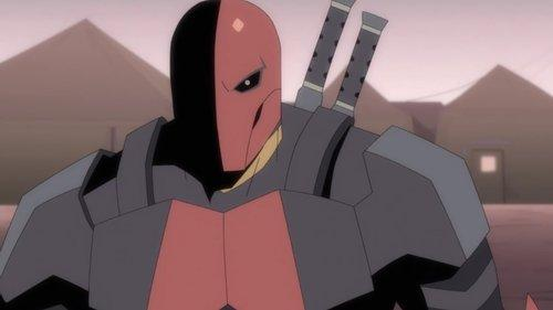 Image of Deathstroke: Knights And Dragons