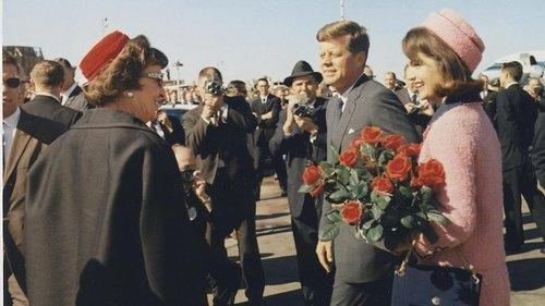 Image of JFK Revisited: Through The Looking Glass