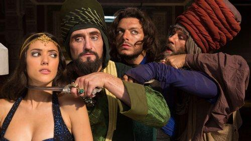 Image of The New Adventures of Aladdin