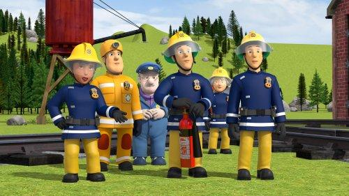 Image of Fireman Sam: Norman Price and the Mystery in the Sky