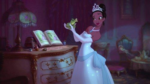 Image of The Princess and the Frog