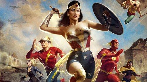 Image of Justice Society: World War II