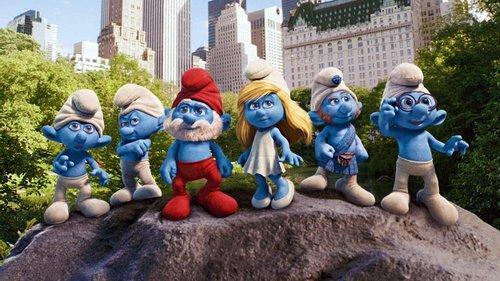 Image of The Smurfs