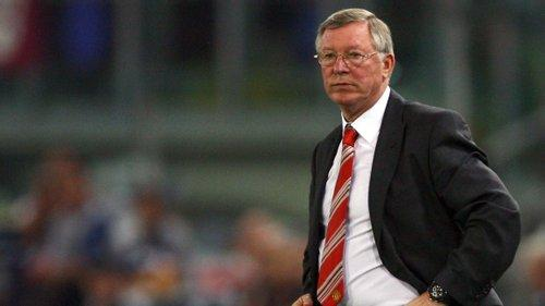 Image of Sir Alex Ferguson: Never Give In