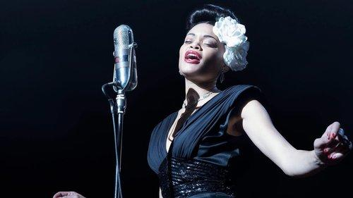 Image of The United States vs. Billie Holiday