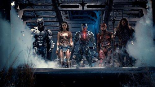 Image of Zack Snyder's Justice League