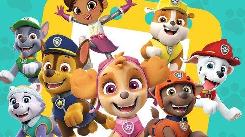 Image of PAW Patrol: Mighty Pups