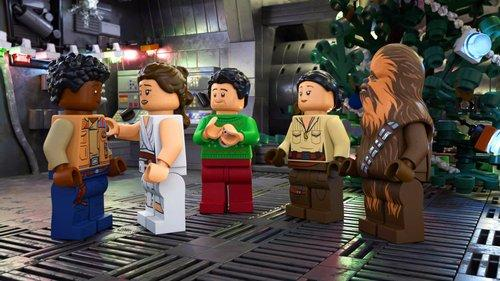 Image of LEGO Star Wars Holiday Special