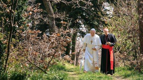 Image of The Two Popes